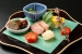 An example of course menu | Shiratame Ryokan
