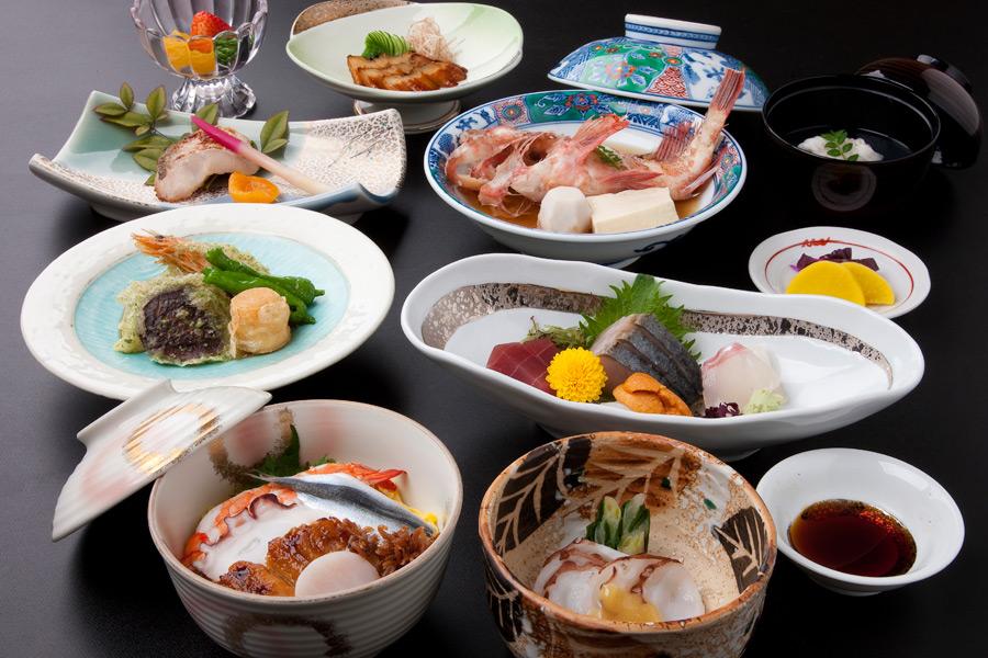 Meal Onomichi Kokusai Hotel In Shimanami Kaido Onomichi