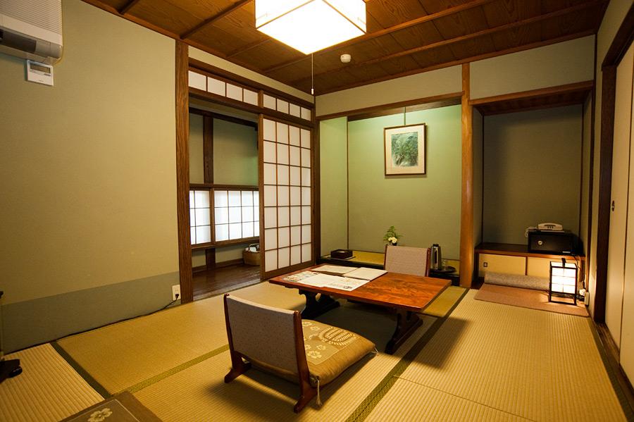 Room Ryokan Tsurugata In Kurashiki