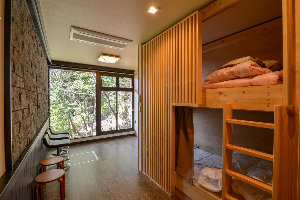 宮島ゲストハウス三國屋|宮島・広島/西日本の素敵な宿・高枕(たかまくら)