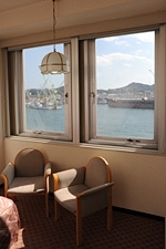 View from the room | Onomichi Daiichi Hotel