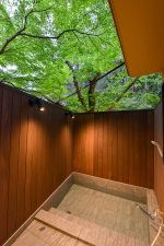 Open-air bath | Villa Hamorebi